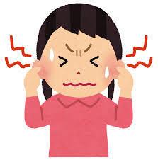 耳鳴りを伴う頭痛の原因は?
