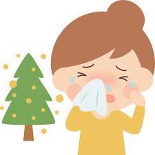 花粉症による頭痛の原因と対策。