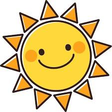 太陽を浴びて、頭痛予防・健康促進!