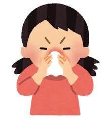 鼻づまりも頭痛の原因です。風邪予防も頭痛予防!